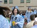 Barnard graduation (Class day)