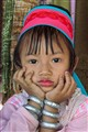 Karen Tribe (Long Neck) Girl