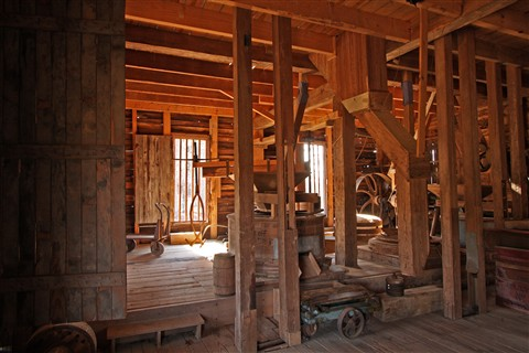 dunns mill interior