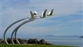 The Wild Geese Memorial, Ballycastle, Northern Ireland
