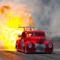 Jet Fire Truck Burndown