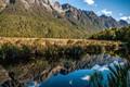 Mirror lakes-NZ-1