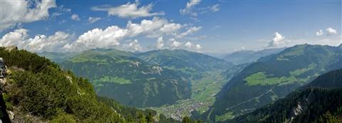 Panorama_Zillertal