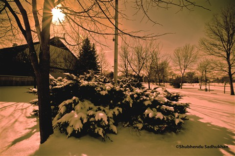 A_warm_winter evening