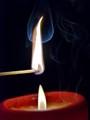 Light me!