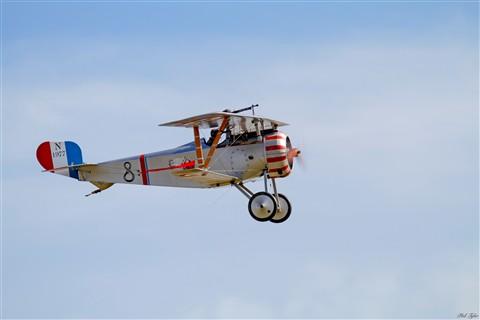 Nieuport 17 Replica 7D 0729