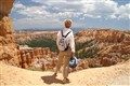 Overlooking Bryce Canyon
