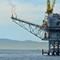 Oil Platform off Long Beach