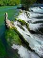 The Rhine waterfalls