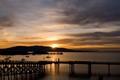 Sunset on Bellingham Bay