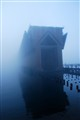 Ore Dock in Mist