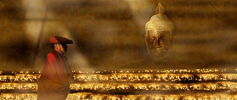 Temple, Tibet