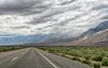 Road Through Sierra Nevada