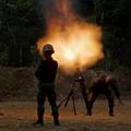 81mm Mortar Fire