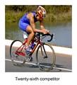 Twenty-sixth competitor