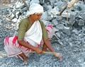 Splitting Granite