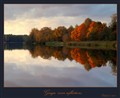Gauja river reflections