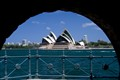Sydney Opera House from Across the Harbour