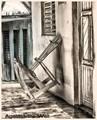 Chair in Cuba