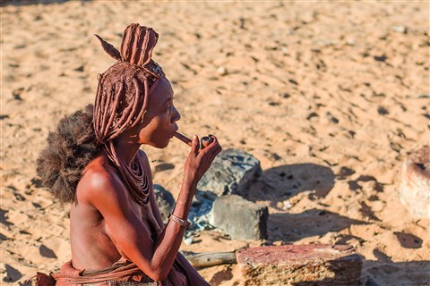 Himba Elder