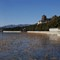 2017-12-05 11-29-16  Lumix ZS100  P1030640+642+644: Lake Kunming at Yiheyuan (Summer Palace( near Beijing. Panorama Stitched with PC software from 3 images.