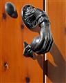 Do You Dare Doorknocker
