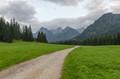 Road to High Tatras
