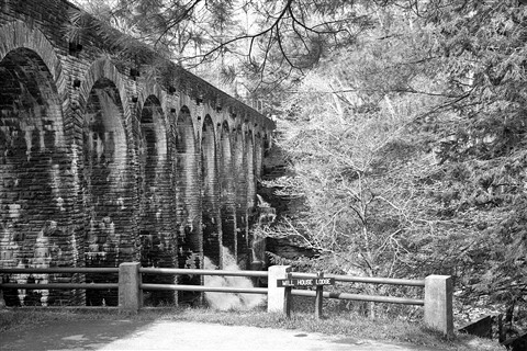 Mill House_below dam