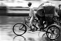 rickshaw of Bangladesh