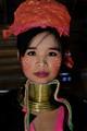 Longneck (Kayan) girl, Chiang Mai, Thailand.