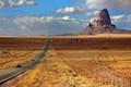 Agathla Peak, Kayenta, AZ