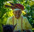 Bajau Horseman of Borneo.