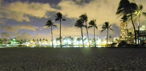 Honolulu, HI Sunset