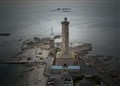 lighthouse in bretagne