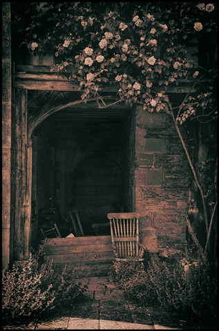 The Rose Arbour