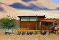 Orix and cabin