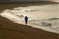 Shoreline Jogging