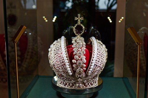 Russian Emperors' Crown