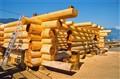 Canadian timber