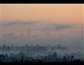LA sunrise - November 2010