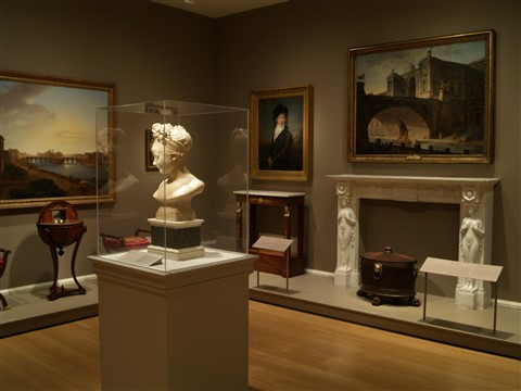 ~ Classical Antiquities Room