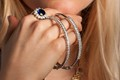 ring and bracelets