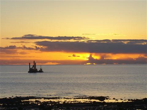 Barrow Sunset