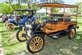 Model T Ford x2