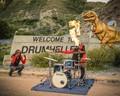 Hell Drummer in Drumheller