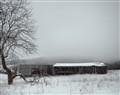 A barn in Bovina