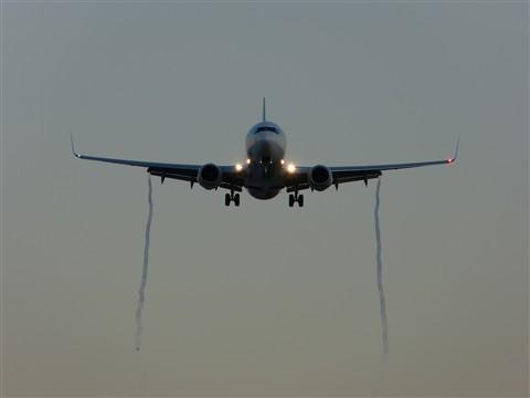 Jet Contrails 1