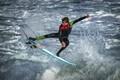 Surfer Shredding