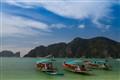 Phi Phi island in Phuket Thailand