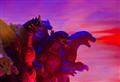 Godzilla Family Portrait